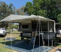 Coffs Canvas – Caravan Annexes & Custom Made Camper trailers
